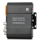 DMV140R Quad-Channel Active Twisted Pair Video Receiver - Black