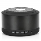 MKBSN8-001 Mini 2.1-Channel Bluetooth v3.0 Speaker w/ Microphone / TF - Black