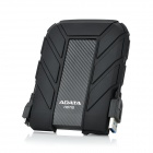 "ADATA HD710 Portable 2.5"" USB 3.0 External Mobile HDD Hard Disk Drive Storage Device - Black (500GB)"