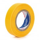 Electrical PVC Insulation Adhesive Tape - Yellow (1.6cm x 1828cm)