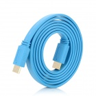 High-Definition 1080P / 2160P HDMI V1.4 Male to Male Cable - Light Blue (150cm)