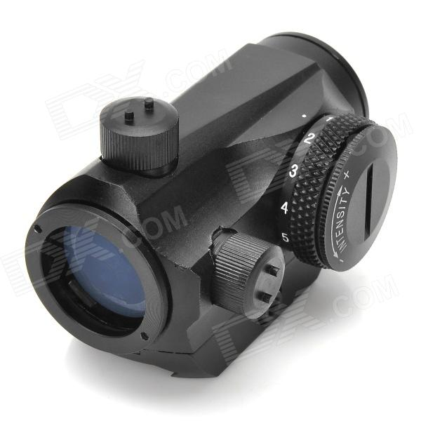 G001 Red/Green Dot Sight Rifle Scope with Hex Wrench (1 x CR1632)