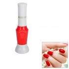 Two-Way Polish Dotting Art Nail Pen - Red (5ml)