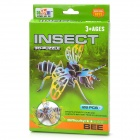 PJ3109 Intellectual Development DIY 3D Puzzle Set - Insect Bee