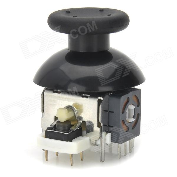 все цены на Replacement 3D Analog Joystick Set for Xbox360 Wired Controller - Black онлайн