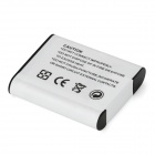 DLI90B Replacement 3.6V 1270mAh Battery Pack for Olympus Tough TG-1 iHS - White + Black
