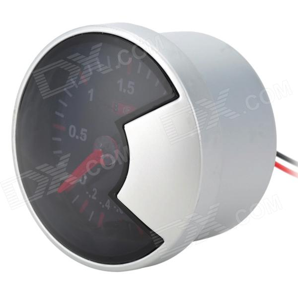 60mm Boost Gauge (-1~2 Bar/DC 12V)