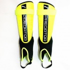 Panther SG-A1205 Outdoor Sports Leg Shin Guard Protector - Yellow (Pair)