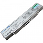 GoingPower Battery for Sony Vaio VGN-AR, VGN-CR, VGN-NR, VGP-BPS10, VGP-BPS9, VGP-BPS9A/B, silver