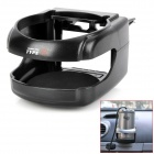 TYPE R Car Air Condition Vent Drink Holder - Black