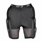 YW-091 Outdoor Skiing / Skating Hip Protector Pads Pants - Black (Size L)