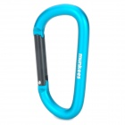 Acecamp Munkees 3208 Outdoor Sports Quick Release Hook - Blue + Black