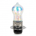 Chuangyate P15-25-1 35W 800lm Colorful Blue Light Halogen Motorcycle Headlamp (12V)
