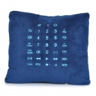 JKT009 Pillow Style Multi-Functional Remote Controller - Midnight Blue (2 x AAA)