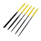 LodeStar Pile Black Filing/Sanding Tools (3x140mm 5-Piece Set)