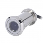 K701 2.8mm Wide Angle Peephole Door Camera - Silver