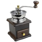 Manual High Quality Coffee Grinder - Negro