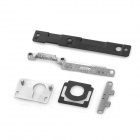 5-in-1 Replacement Accessories Home Button Repair Parts Set for New Ipad