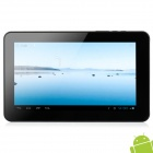 "Ultradünne 39C 10,1 ""Capacitive Screen Android 4.0 Dual Core Tablet PC w / TF / Wi-Fi / HDMI - Black"