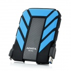 "ADATA HD710 2.5"" USB 3.0 External Mobile HDD Hard Disk Drive Storage Device - Blue (500GB)"