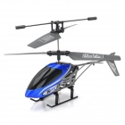 Rechargeable 2.5-CH IR Remote Controlled R/C Helicopter - Blue