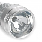 HID-75Y Rechargeable 75W 7500lm 3-Mode White Light HID Flashlight - Silver