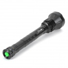 RUSTU R60S 6 x Cree XM-L T6 4800lm 5-Mode Memory White Flashlight - Black (2 / 3 x 18650 / 26650)