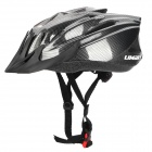 LIMAR 525 Cycling Road Bike PC + EPS Helm w / Insect Net + Dial Anti-Clockwise - Black