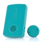 Wireless Baby Urine Alarm Sensor Set - Turquoise Blue (1 x CR1616 / 2 x AAA)