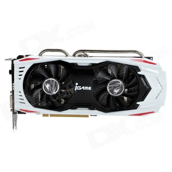 Colorful iGame 660 D5 2G NVIDIA GeForce GTX 660 GK106 2048MB 192Bit GDDR5 PCI Express Graphics Card ботинки meindl meindl ohio 2 gtx® женские