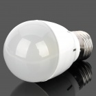 E27 3W 270lm 6500K Weiß COB 1-LED Light Bulb - White (85 ~ 265V)