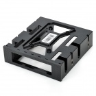 "ORICO BRP-525 Plastic 5.25"" HDD to 3.5"" Drive Slot Rack Bracket Adapter for Desktop PC - Black"