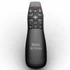 Rii MINI R900 2.4GHz Wireless Air Mouse Presenter for MK802 II / Tablet PC / Android Player - Black
