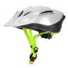 LIMAR 520 Cycling Road Bike PC + EPS Helmet w/ Insect Net + Dial Anti-Clockwise - White