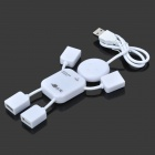 Lindo USB 2.0 4-Port Hub