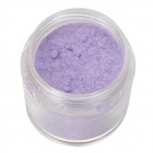 BK BK-13 Flocking Velvet Manicure Art Polish Nail Powder - Light Purple