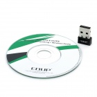 EP-N8531 2.4GHz 150Mbps USB Wireless Network Adapter - Black