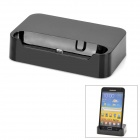 Charging Dock Station for Samsung N7100 / N7102 / i9220 - Black