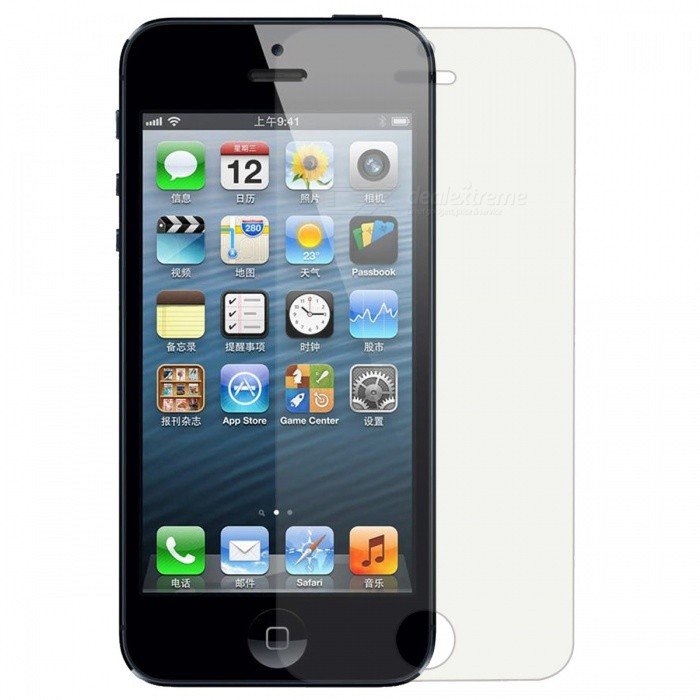 Protective Clear Screen Protectors for Iphone 5 (50 PCS)