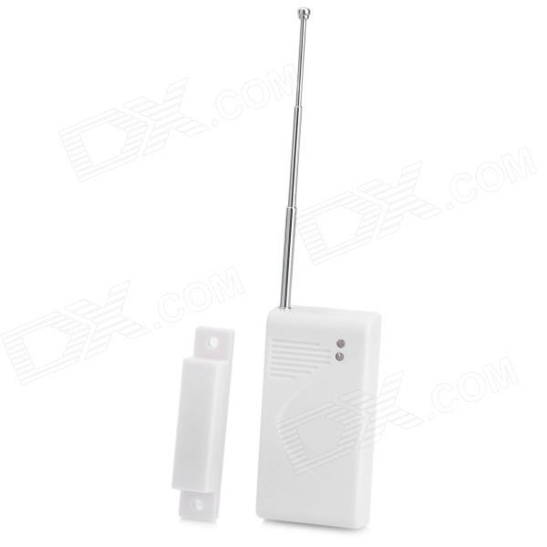 YL007 MC-01 Wireless Magnetic Security Door Transmitter - White