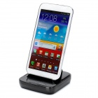 Charging Station Dock para Samsung Galaxy Note N7100 2 - Black