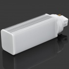 G24 4W 6500K 280lm SMD 3014 27-LED White Light Lamp (AC 90 ~ 264V)