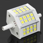 R7S 5W 440LM 6500K Cool White Light 24-LED-lampa (AC 85 ~ 265V)