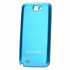 Replacement Battery Back Cover Case for Samsung Galaxy Note 2 N7100 - Blue