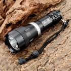 UltraFire CR-7 Cree XM-L T6 900lm 5-Mode White Diving Flashlight - Black (1 x 26650)