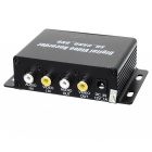 Mini Digital DVR Video Recorder w/ SD Slot Audio Cable + 2-Flat-Pin Plug + USB - Black