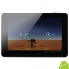 Capacitive Screen Quad Core Tablet PC- Metal Grey