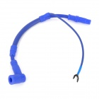 LiShuang Motorcycle Refitting Oblique Angle Ignition Wire - Blue