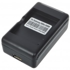 USB/AC Travel Battery Charger for Samsung I900 (110~240V AC)