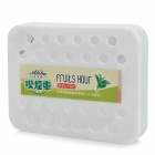 Aloha FF062 Refreshing Fragrance Green Tea Scent Air Freshener for Car Auto - Green